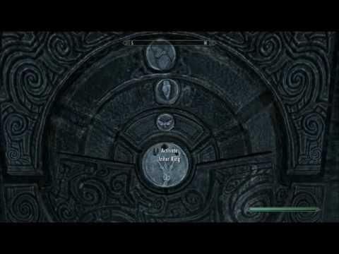 Skyrim Walkthrough Dragon Shouts (Kyne's Peace & Animal Allegiance)
