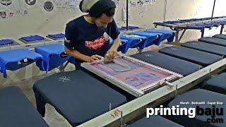 T-Shirt Printing Malaysia - PrintingBaju.com
