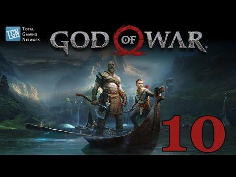 God of War (PS4) - Part 10 STORY FINALE