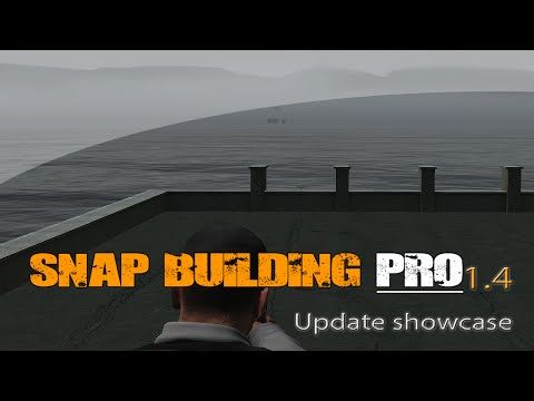 [Update] Snap Building Pro 1.4