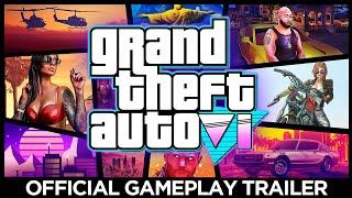 Grand Theft Auto VI: Gameplay Trailer