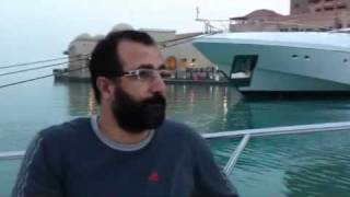 Water Taxi In The Pearl Of Qatar