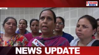ASHA workers demand salary hike from 1000 to Rs 10000