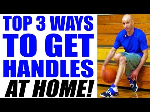 How To: Get SICK Handles At Home! Basketball Dribbling Drills