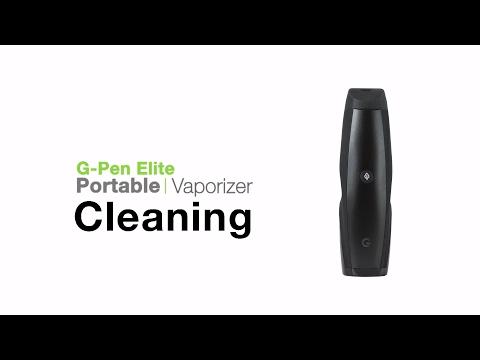 G-Pen Elite Cleaning - TVape