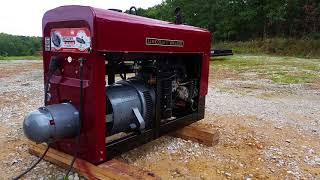 SOLD This is a Lincoln Welder sa200 1969 K6090 Pipeliner all copper