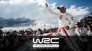Sébastien Loeb - the most successful WRC career ever!