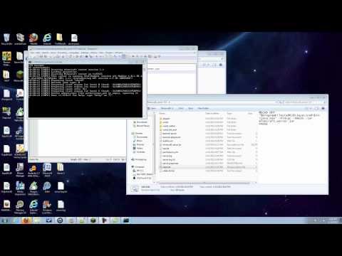 How to Make a Minecraft 1.1 Bukkit Server -- No Hamachi (NEW)