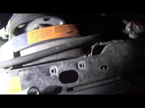 jeep cherokee serpentine belt tips