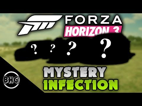 Forza Horizon 3 INFECTION FUNNY MOMENTS EPISODE 14 | MYSTERY INFECTION