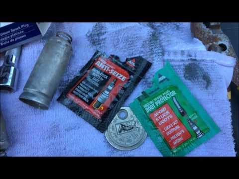 2006 Chevy Silverado 100,000 Mile Spark Plug Change