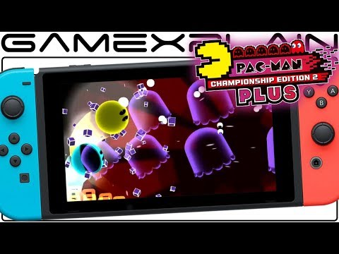 15 Minutes of Pac-Man CE2 Plus's NEW 2-Player Mode on Nintendo Switch
