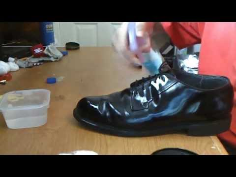 Tutorial: How to shine your shoes