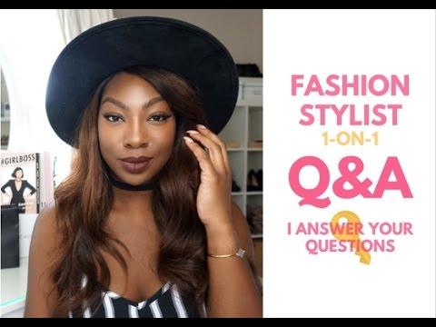 How To Become A Fashion Stylist Q&A   #MajorKey