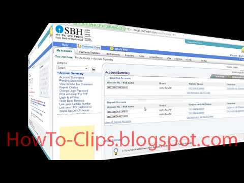 How to Close Premature Fixed Deposit through Online Net banking