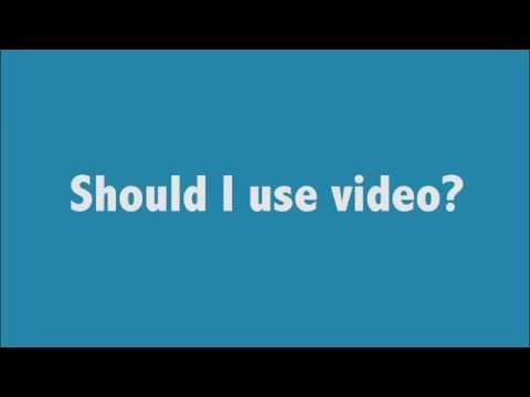 Should you use video content for social media?