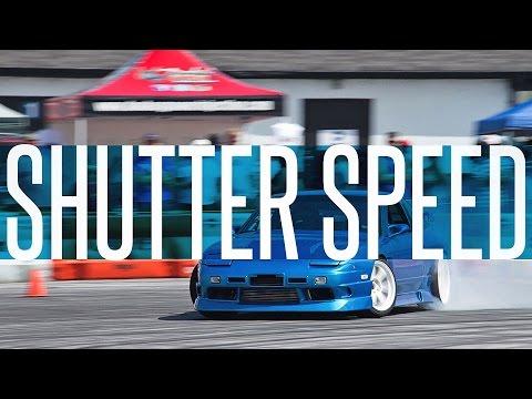 The Basics of Shutter Speed: FocusEd