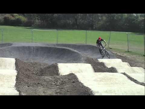 Dirtworks - BMX pump track - Nottingham