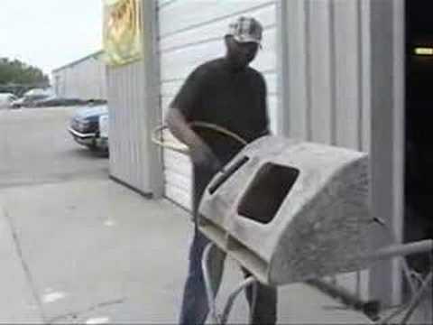 How To Make Fiberglass Ported Box