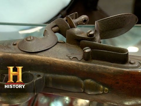 Pawn Stars: 1762 Grice Brown Bess Musket | History