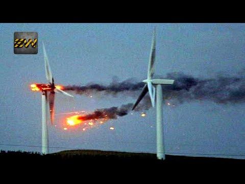 5 Wind Turbines which Failed (Enviromental friendly?)