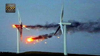 5 Wind Turbines which Failed (Enviromental friendly?)