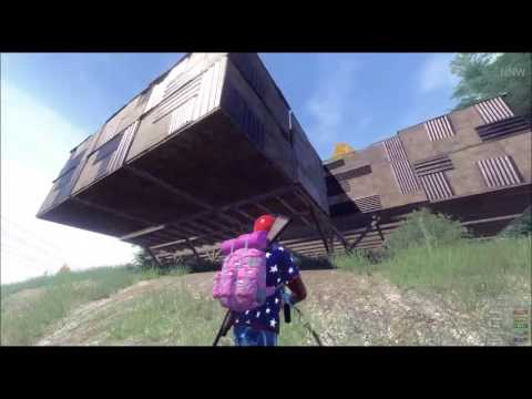 H1Z1 Base Design- Simple Farm 11/5/2016