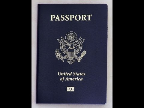 American Passports For EVERYONE - Especially Babies