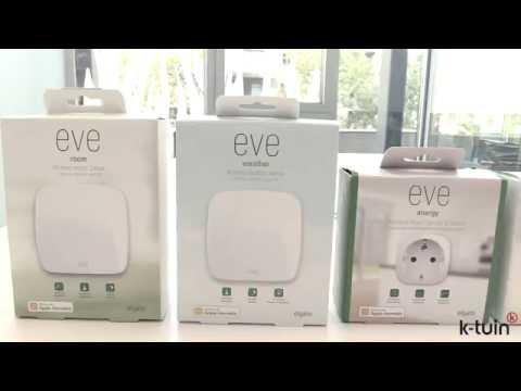 Review de Eve, los accesorios de domótica de Elgato