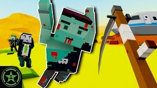 VR the Champions - 69 Ways to Kill a Zombie