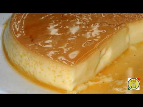 Caramel Custard - By VahChef @ VahRehVah.com