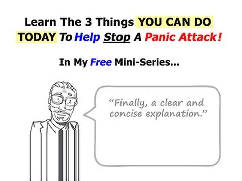 Anxiety Treatment | Stop Panic Attacks - Naturally Fast Panic Attack and Anxiety Treatment
