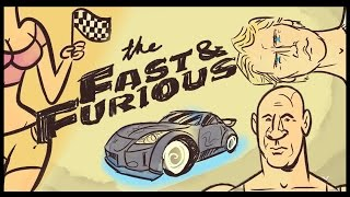Every Fast & Furious Movie in Under 3 Minutes!!