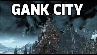 Dark Souls 3 Gank City - Strength Edition