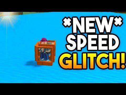 *NEW* BOAT SPEED GLITCH   Build A Boat For Treasure ROBLOX