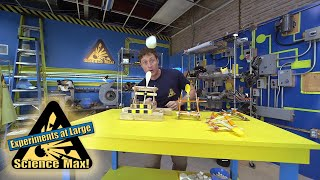 Science Max|BUILD IT YOURSELF|Catapult|EXPERIMENT