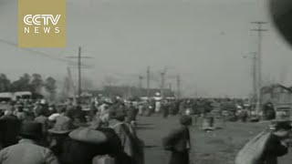 Extremely rare evidence of Nanjing Massacre filmed by US pastor in 1937