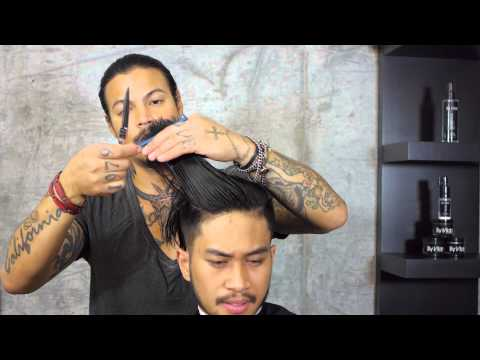 2015 Summer Hipster Hairstyle featuring By Vilain Dynamite Clay