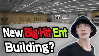 Download Let's go to New Big Hit Ent building, where BTS was born. Video