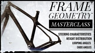 Advanced Bicycle Frame Geometry: Steering Speed, Weight Distribution, Tipping Angles