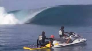 billabong odyssey contest surfing teahupoo tahiti