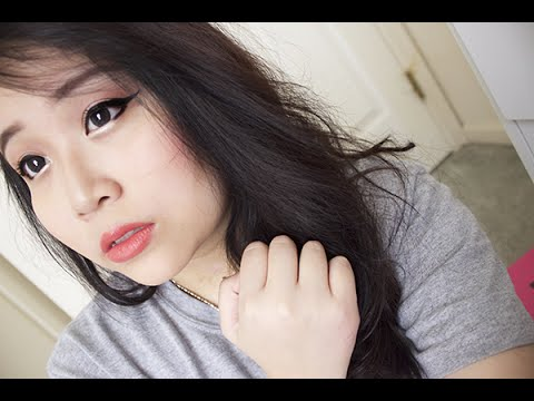Peachy Spring Makeup Tutorial | ft. Etude House Give Me Chocolate Palette