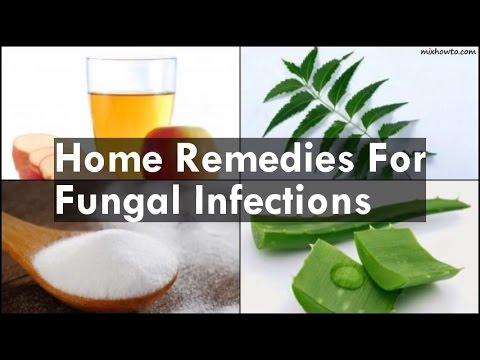 Home Remedies For Fungal Infections