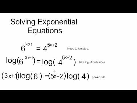 solving 2 sided exponential equations.mp4