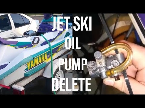 How To Bypass Your 2 Stroke Jet Ski Oil Pump Using These SIMPLE Steps Go Premix