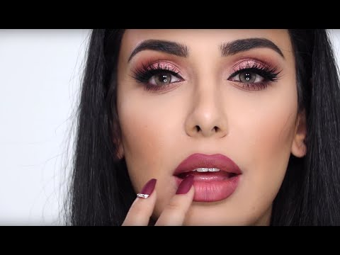 How To Contour Your Lips by Huda Beauty | Sephora