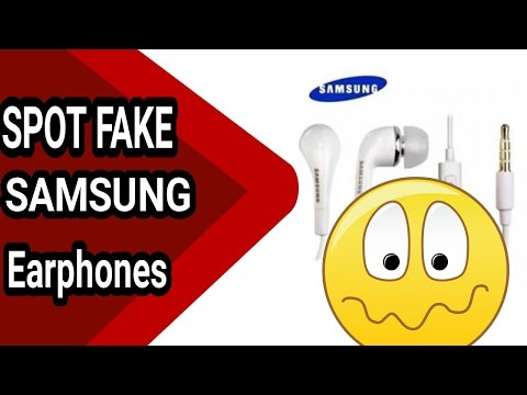 How to Spot Fake Samsung Earphone | Hindi