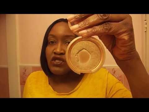 April 1 month makeup bag and skin care challenge