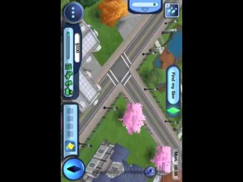iOS sims 3 part 1 epic fishing