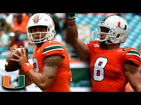 The Miami Hurricanes Are Back To Business